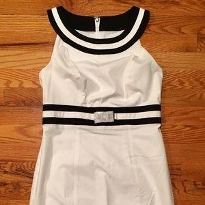 White House Black Market Dress Size 4 Sheath